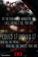 MCR The Ghost of You by MotionlessRainbows