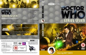 Doctor Who Series Seven by BrotherTutBar