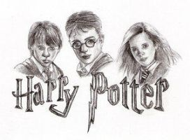 Harry Potter by Aura3107 by HogwartsArt