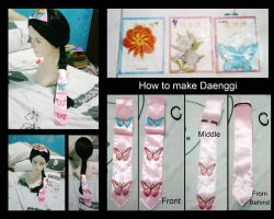 How to Make Daenggi by seawaterwitch