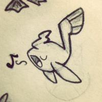 Singing Fish Pokemon by IDAN487