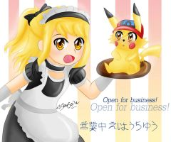 PiTu: Open for business! by Little-MissMidnight