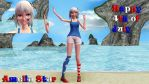 Independence Day Model- Amelia Star DL by Allena-Frost-Walker