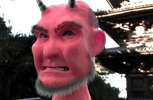 Zbrush doodle day 148 - Greggor by UnexpectedToy