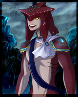 Sidon Botw by grapeChello