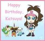 Happy Birthday, Katsuya by SakiRee