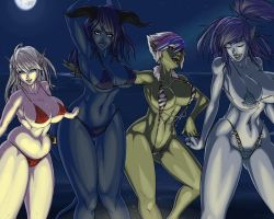Party into the Night by Uthstar01