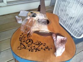 Guitar Project 2010 - Phase 5 by Kalutica