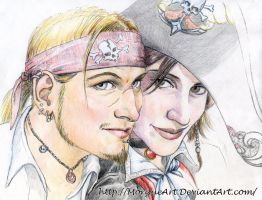 Pirates by MorgueArt