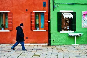 in burano by tolgagonulluleroglu
