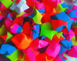 origami paper stars by AriesYoungArt
