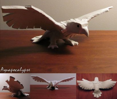 Clay Feathers by Aquapocalypse