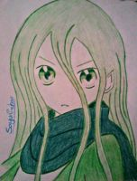 Green like the forests... by Sayuri-chan18