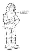 Link--uncolored by jlewis413