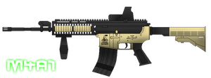 MW2 M4A1 - Update by sudro