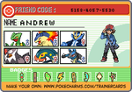 My Pokemon Trainer Card by RocketSonic