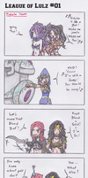 League of Lulz 01 by BurstAngel