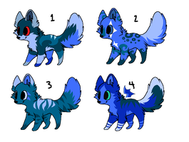Truly Blue Adopts - OPEN by DrawerAdopts