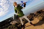 Link by mrkittycosplay