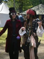 Jack Sparrow meetsWilly Wonka? by CaptJackSparrow123