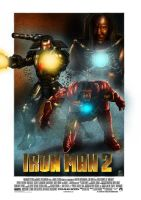 Iron Man II by Kmadden2004