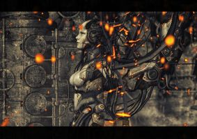 The last Adjutant by ArchWorks