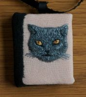 Cat-book by imagination-heart