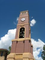 Clock Tower by Zepher-Stock