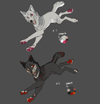 Jumping Adoptables by Rinermai
