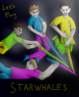 Let's Play Starwhales by Silvy-Fret