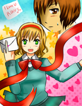 Love Letter for You by GredellElle