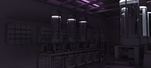 Alien Med Lab by aconnoll