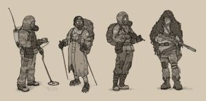 Sketches by DmitryGrebenkov