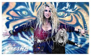 Kesha by lili-cherry-blossom