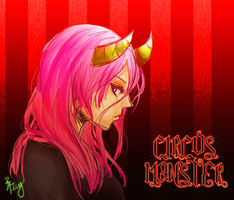Luka Circus Monster by IcyBii