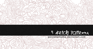 sketchy patterns by PannaHerbatka
