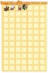 Pokemon-Amie Inventory Sheet by Quco