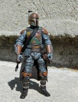Mandalorian Ranger by Son-of-Italy