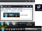 Windows 7 Basic Black by cryeR