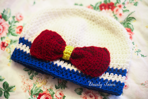 Sailor Moon hat by tiny-moon
