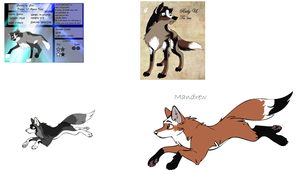 Done with these (Point adoptions) by CeroCraft