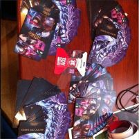 All the PAX codes by xoxoKymmi
