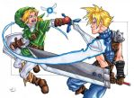 Link N Cloud by IsaiahBroussard