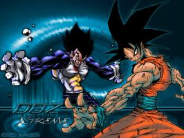 DBZ EXTREME by Stainless-x