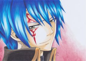 Jellal Fernandez by CrystalMelody-FT