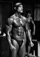 Bodybuilding competition 04 by vishstudio