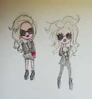 Little Gaga by LL0ND0N