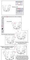 Lineart tutorial for Rodezja by irian