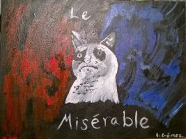 The Miserable by Hope84Point5