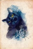 LE CHAT by Catjuschka
